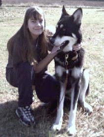 Abby & Lakota